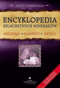 okładka książki - Encyklopedia szlachetnych minerałów