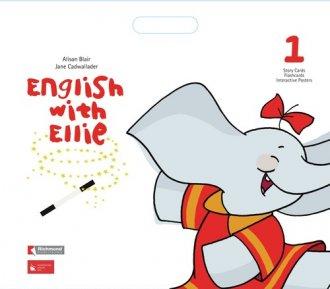 English with Ellie 1. Class Pack - okładka podręcznika
