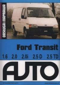 Ford Transit - okładka książki