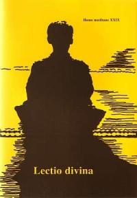 Lectio divina. Homo meditans XXIX - okładka książki