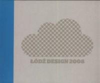 Łódź Design 2008 - okładka książki