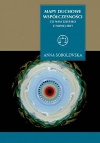 Mapy duchowe współczesności - okładka książki