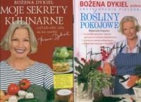 Moje sekrety kulinarne + Rośliny pokojowe. PAKIET - okładka książki