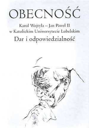 Obecność. Karol Wojtyła - Jan Paweł - okładka książki