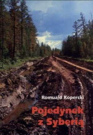 Pojedynek z Syberią - okładka książki