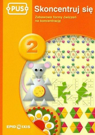 PUS 2. Skoncentruj się - okładka podręcznika