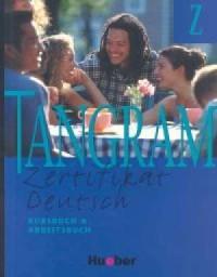Tangram. Z Kursbuch und Arbeitsbuch - okładka książki