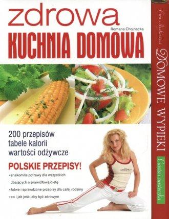 Zdrowa Kuchnia Domowa Domowe Wypieki Pakiet Księgarnia