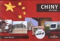 Chiny 431 km/h - okładka książki
