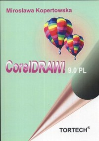 Corel DRAW 9.0 pl - okładka książki