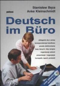 Deutsch im Büro (+ CD) - pudełko audiobooku