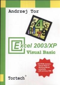 Execel 2003/XP Viual Basic (+ CD) - okładka książki