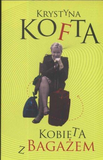 Kobieta z bagażem - okładka książki