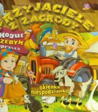Kogut Grzybek - okładka książki