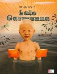 Lato Garmanna - okładka książki