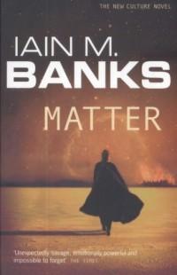Matter - okładka książki