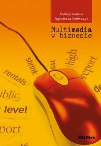 Multimedia w biznesie - Agnieszka - okładka książki