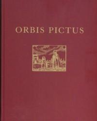Orbis Pictus - okładka książki