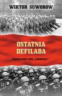 Ostatnia defilada - okładka książki