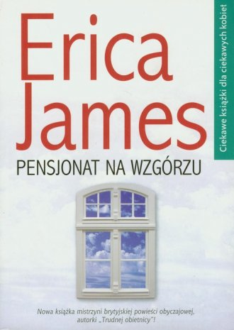 Pensjonat na wzgórzu - okładka książki