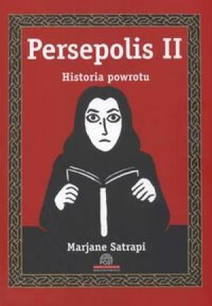 Persepolis. Tom 2. Historia powrotu - okładka książki