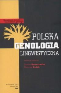 Polska genologia lingwistyczna - okładka książki
