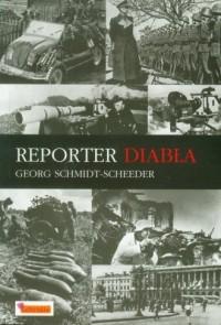 Reporter Diabła - okładka książki