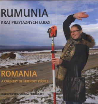Rumunia. Kraj przyjaznych ludzi - okładka książki