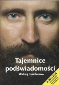 Tajemnice podświadomości - Walerij - okładka książki