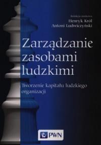 Zarządzanie zasobami ludzkimi - okładka książki