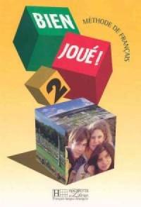 Bien Joue 2. Książka ucznia - okładka podręcznika