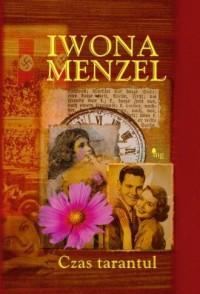 Czas tarantul - okładka książki