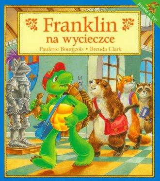 Franklin na wycieczce - okładka książki