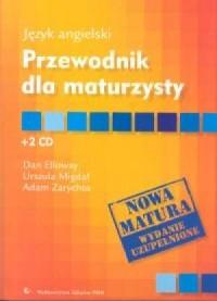 Język angielski. Przewodnik dla maturzysty (+ CD) - okładka podręcznika