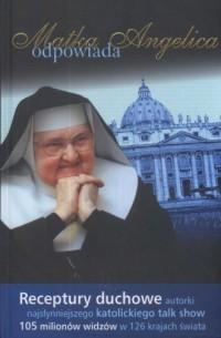 Matka Angelica odpowiada - okładka książki