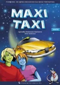 Maxi Taxi. Starter. Podręcznik do języka angielskiego (+ CD) - okładka podręcznika