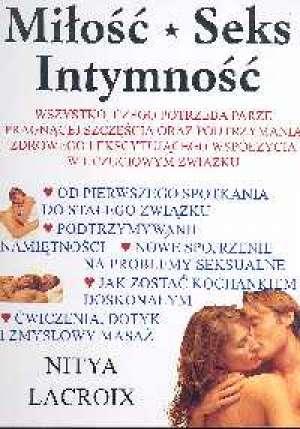 Miłość. Seks. Intymność - okładka książki