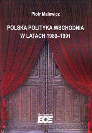 Polska polityka wschodnia w latach - okładka książki