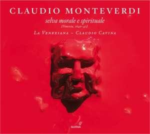 Selva morale e spirituale - okładka płyty