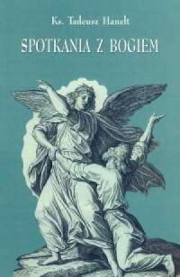 Spotkania z Bogiem czyli Historia Zbawienia i Świątyni Jerozolimskiej jako dzieje działania i obecności Boga wśród ludu - okładka książki
