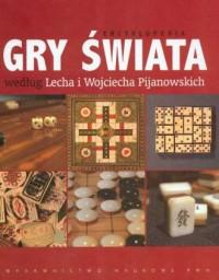 Encyklopedia. Gry Świata (+ CD) - okładka książki