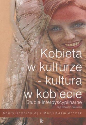 Kobieta w kulturze - kultura w - okładka książki