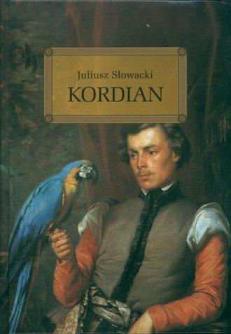 Kordian - okładka książki