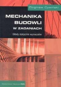 Mechanika budowli w zadaniach - okładka książki