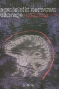 Pamiętnik nerwowo chorego - okładka książki