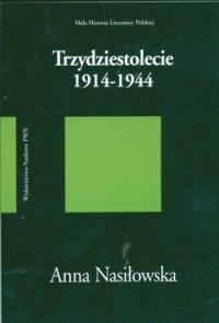 Trzydziestolecie 1914-1944 - okładka książki