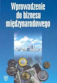 Wprowadzenie do biznesu międzynarodowego - okładka książki