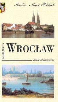 Wrocław. Dzieje miasta - okładka książki