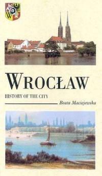 Wrocław. History of the city - okładka książki