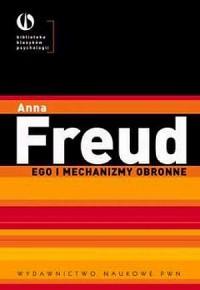 Ego i mechanizmy obronne - okładka książki
